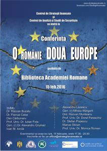 O Românie 2 Europe