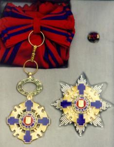 """Ordinul Naţional """"Steaua României"""""""