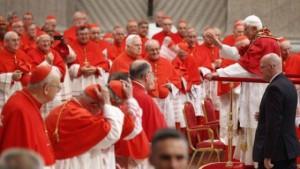 Conclav papa Benedict