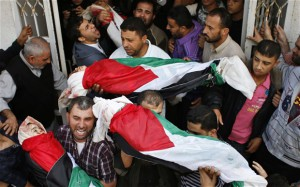 Copii Victime Inocente  ale Razboiului din Fasia GAZA