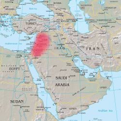 Middle East Levant