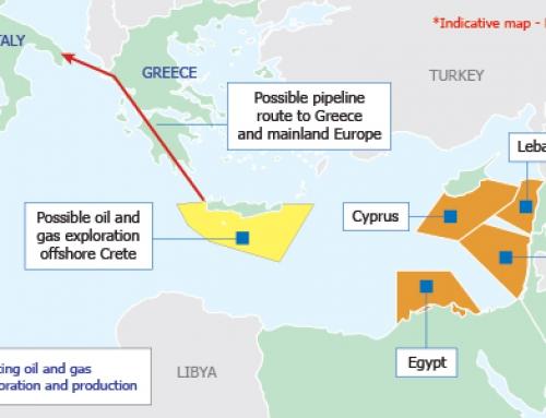 Schimbări geopolitce în Mediterana de Est