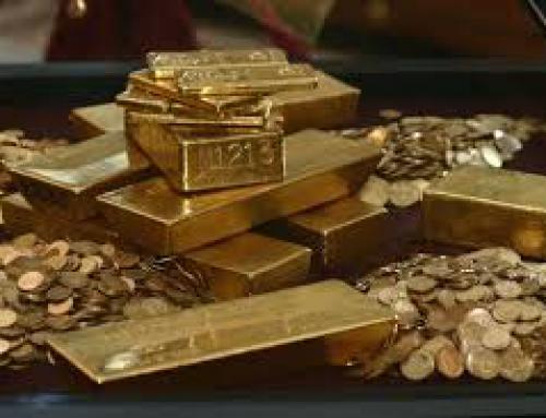 Al patrulea razboi mondial si goana dupa aur