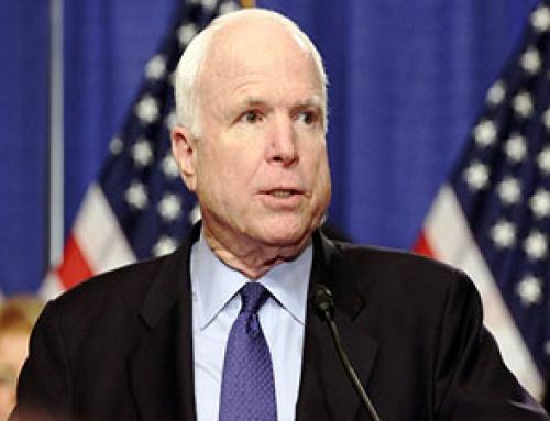 A dear John (McCain) letter