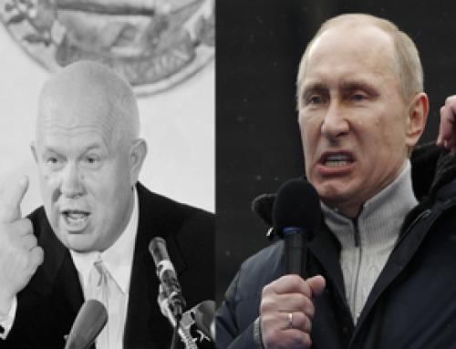 De la Hrusciov la Putin