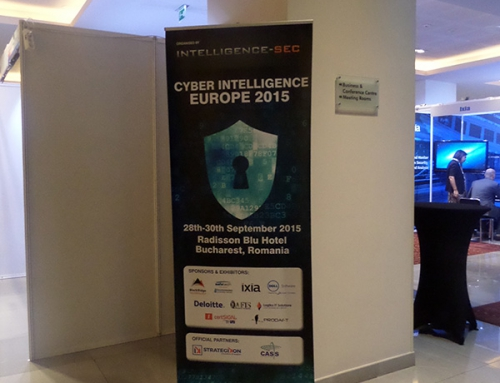 Cyber Intelligence Europe – 3rd edition
