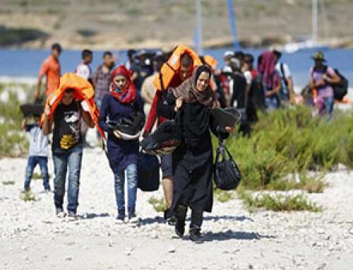 Criza europeană a imigrației, reacția siriană a Kremlinului și războiul multipolar din Siria