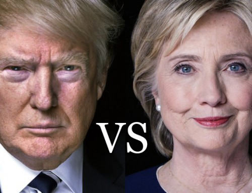 Love VS Hate; CLINTON VS TRUMP