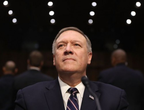 Trump's Foreign Policy Will Be Put on Trial During Pompeo's Confirmation