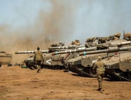 Orientul Mijlociu în flăcări!