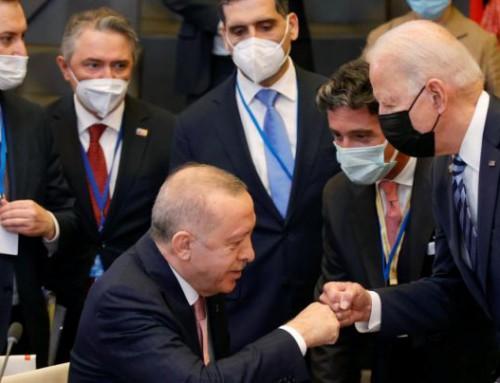 Erdogan-Biden, o întâlnire protocolară?