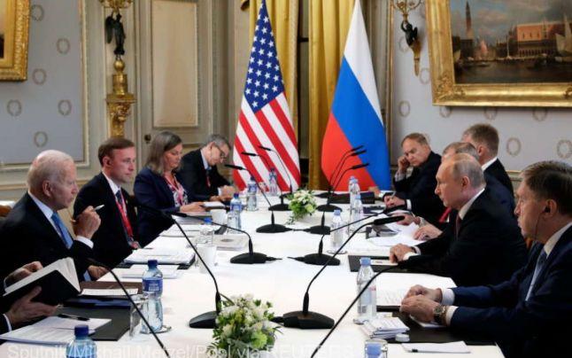 """""""Liniile roşii"""", motiv de neîncredere între Washington şi Moscova"""