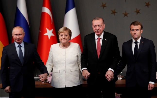 """""""Sultanul"""" Erdogan şi confruntarea sa cu Rusia"""